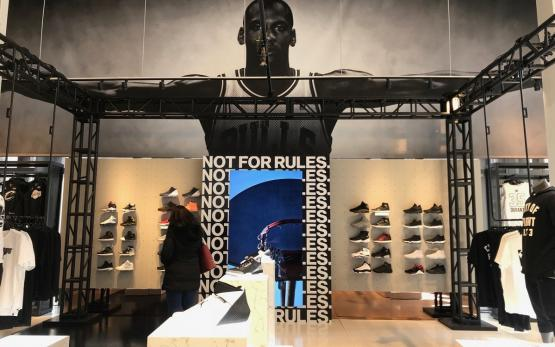 Münch+Münch EHI Retail Innovation Tour USA 2018 - Flagshipstore New York